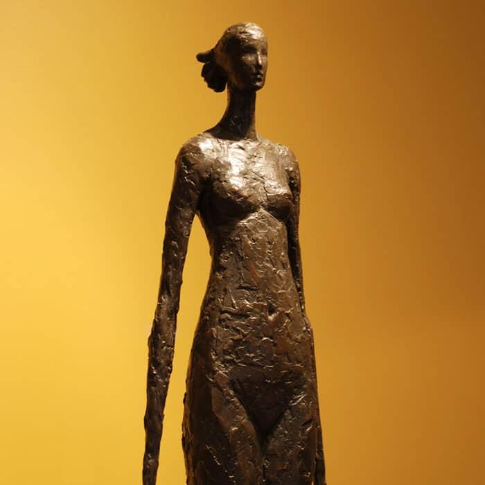 Woman I Corbin Bronze