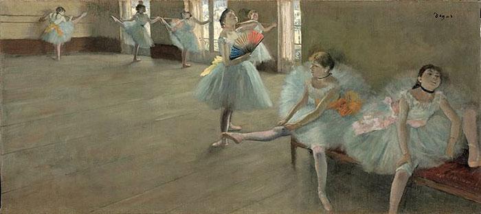 EdgarDegas_DancersintheClassroom_1880