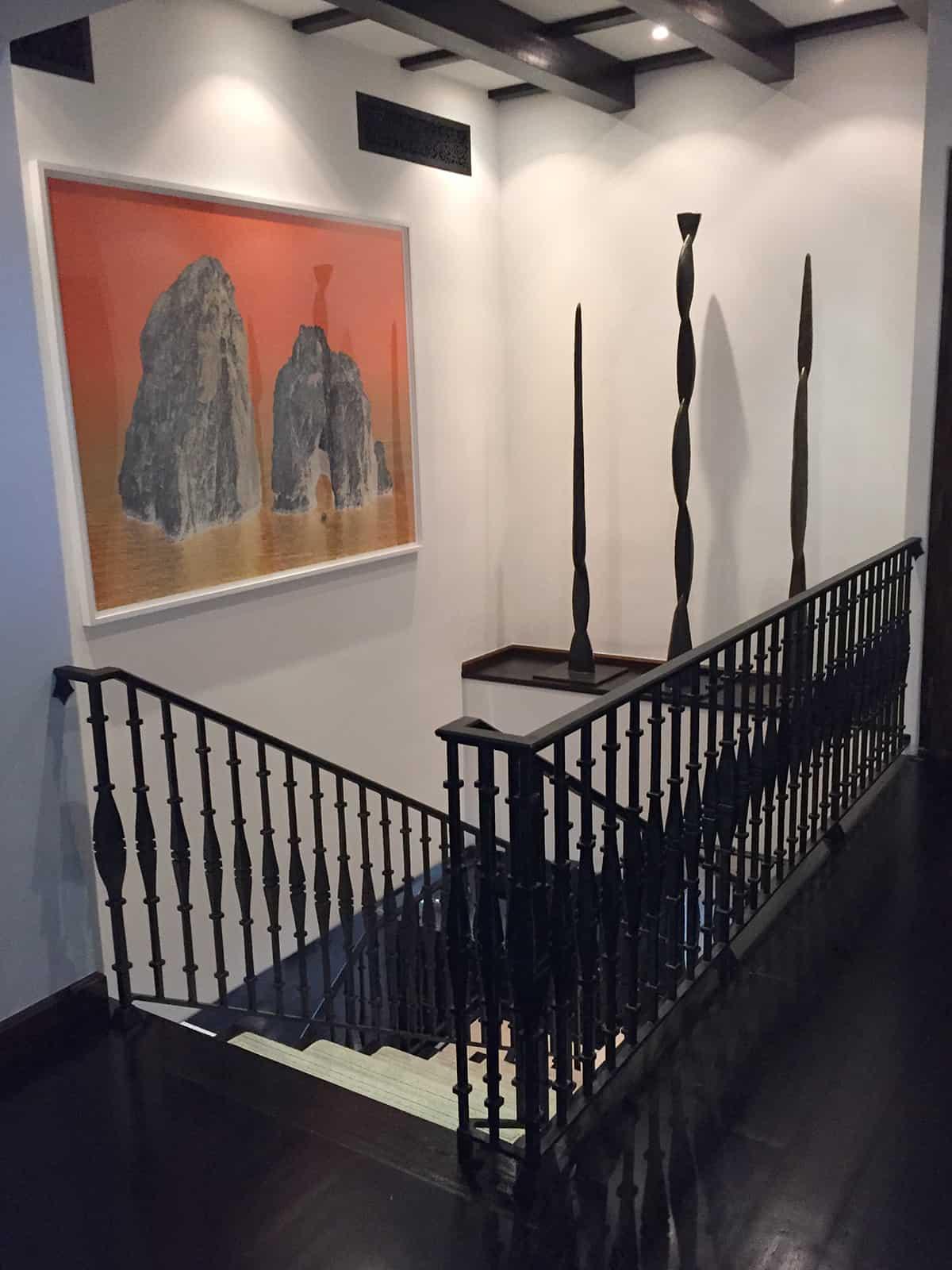 Columns_installation