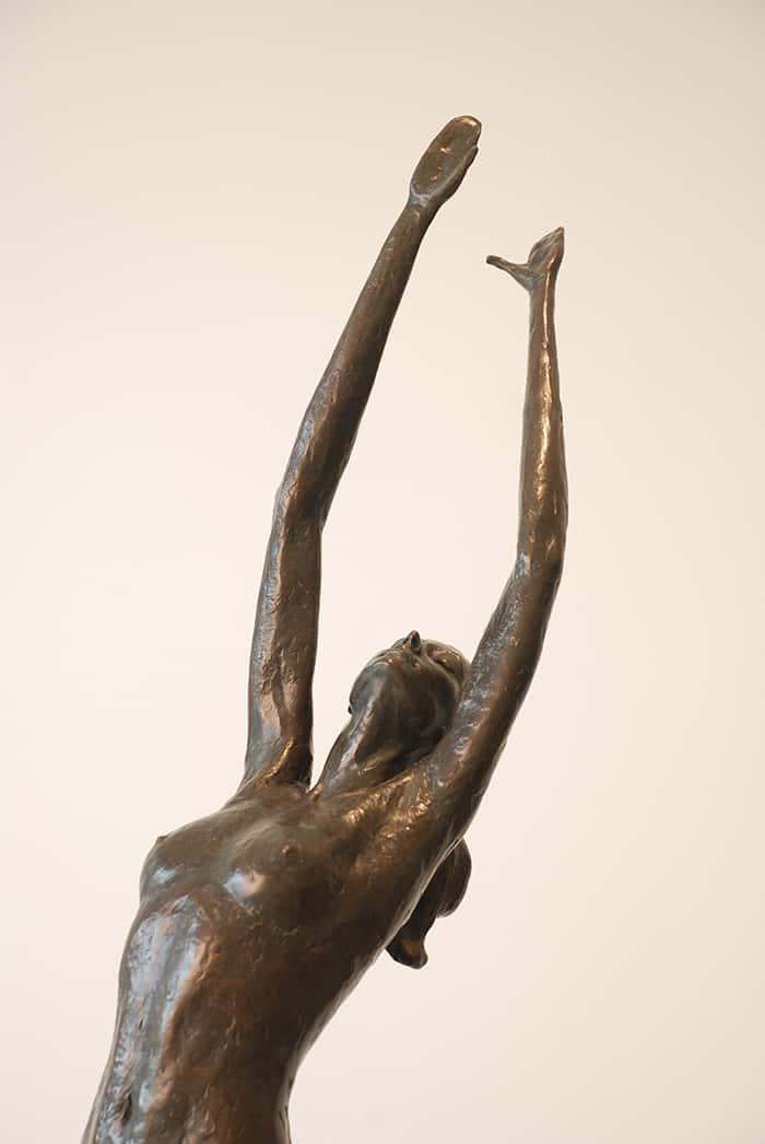 Helena Corbin Bronze