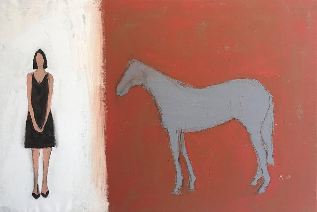 HorseandRider_painting