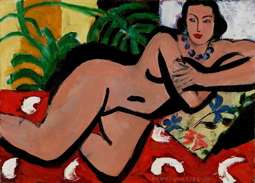 Henri matisse nude — photo 15