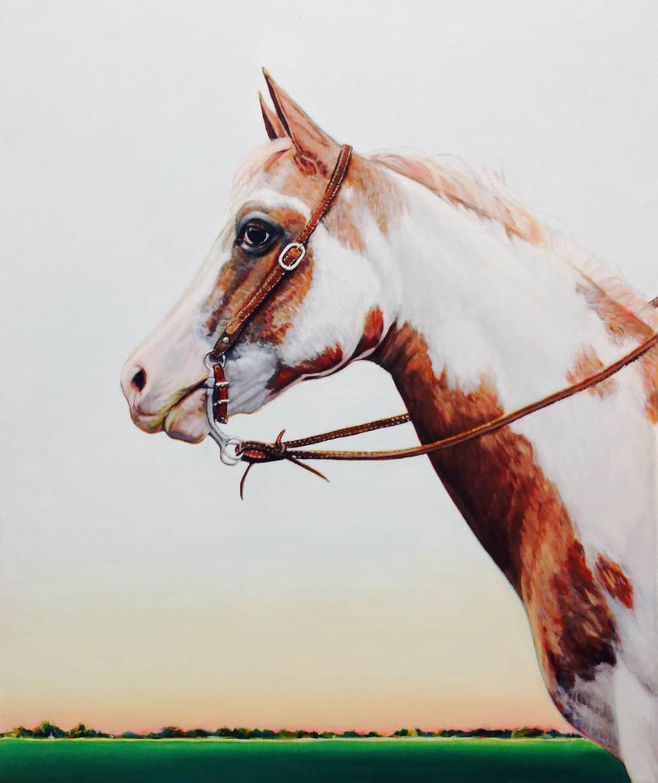 PintoatSunrise_painting
