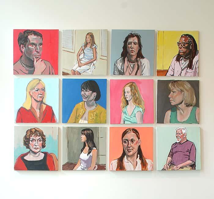 Portraits_installation_B