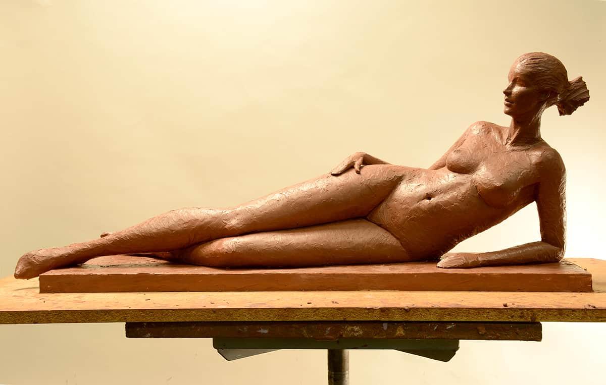 recliningnudeii_clay